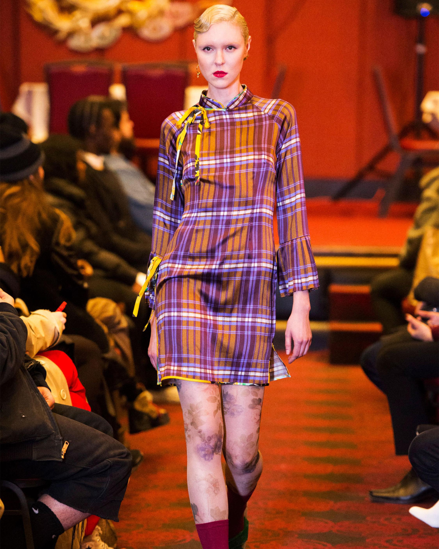 Qi Pao Dress