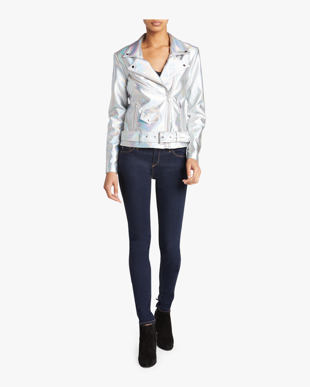 Jayne Holographic Jacket