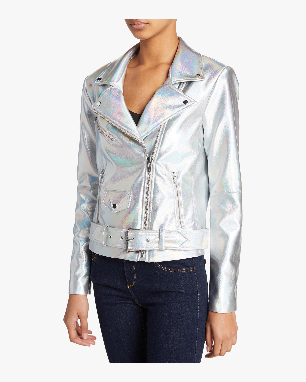 Jayne Holographic Jacket VEDA