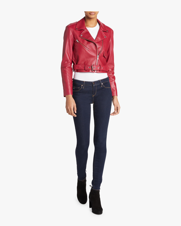 Baby Jane Cerise Jacket