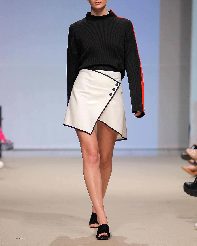 Asym Skirt