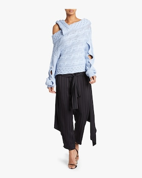Melody Off The Shoulder Sweater