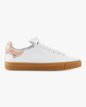 Chubby Back Tab Tennis Shoe