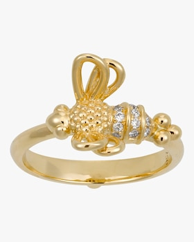 Busy Bee Ring