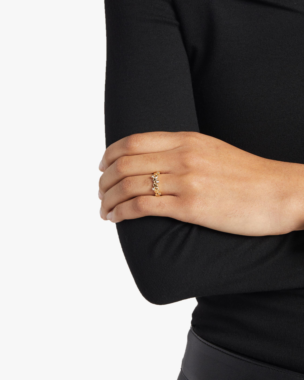 Oliva Diamond Ring