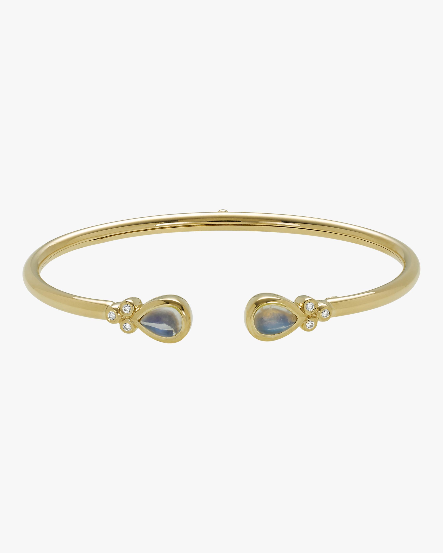 Moonstone Bellina Bangle Bracelet