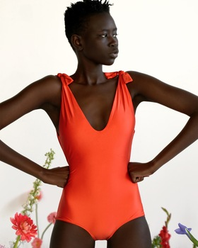 The Lisa One Piece Swimsuit