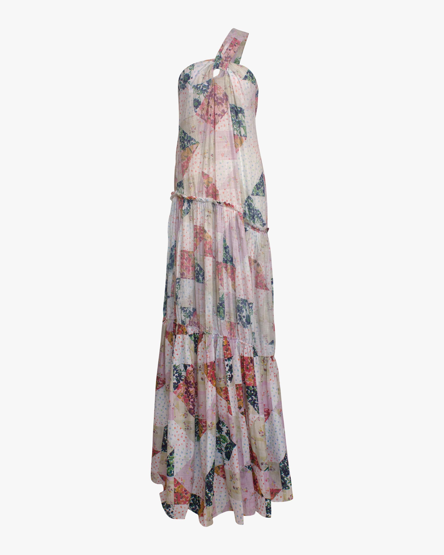 Luciana Printed Maxi Dress