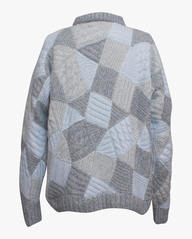 Sandra Cashmere Patchwork Sweater