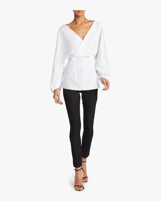Anais V Neck Blouse