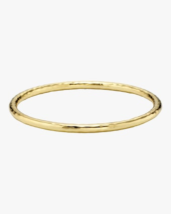 Ippolita Classico Hammered Flat Bangle 1