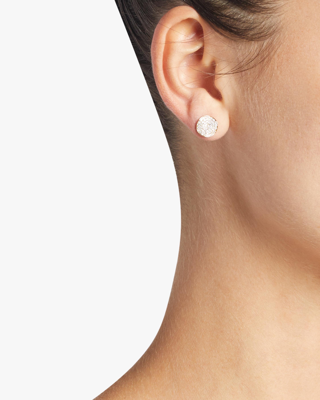 Ippolita Stardust Mini Flower Stud Earrings 1