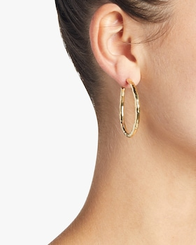 Classico Medium Hoop Earrings