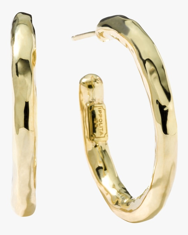 Ippolita Classico Hoop Earrings 0