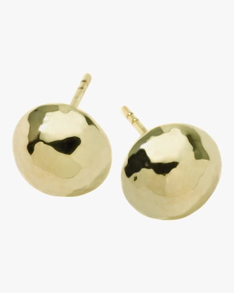 Classico Half Ball Stud Earrings