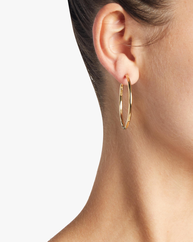 Ippolita Classico Large Hoop Earrings 1