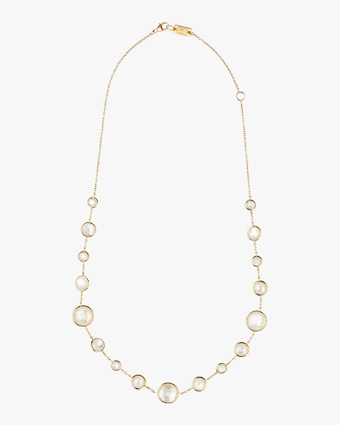 Ippolita Lollipop Lollitini Short Mother of Pearl Necklace 1
