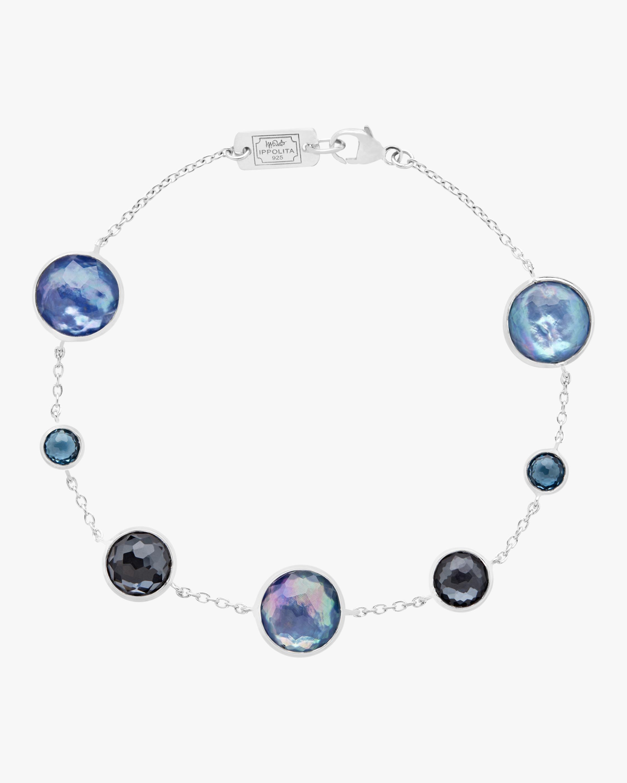 Ippolita Lollipop Seven Stone Link Bracelet 1
