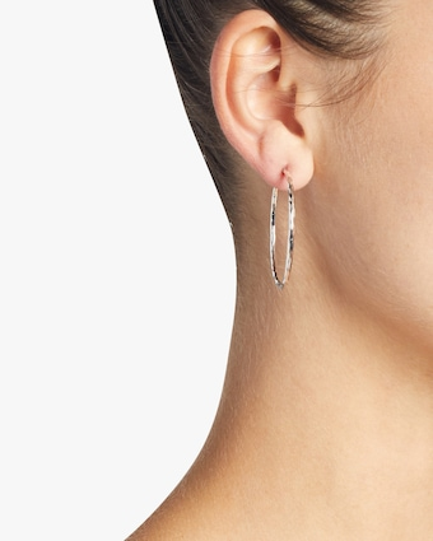 Ippolita Classico Medium Squiggle Hoop Earrings 2