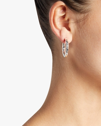 Classico Small Hammered Earrings