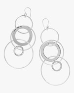 Ippolita Classico Mixed Large Links Jet Set Earrings 0