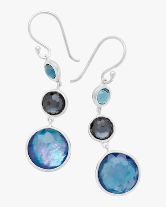 Ippolita Lollipop Lollitini Three Stone Drop Earrings 1