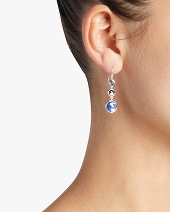 Ippolita Lollipop Lollitini Three Stone Drop Earrings 2