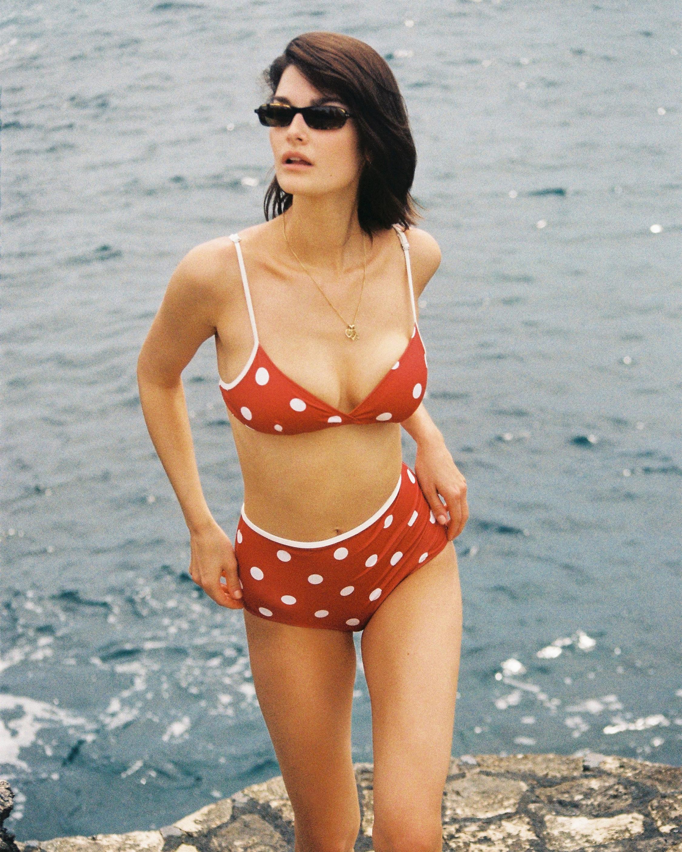 The Brigitte Bikini Top
