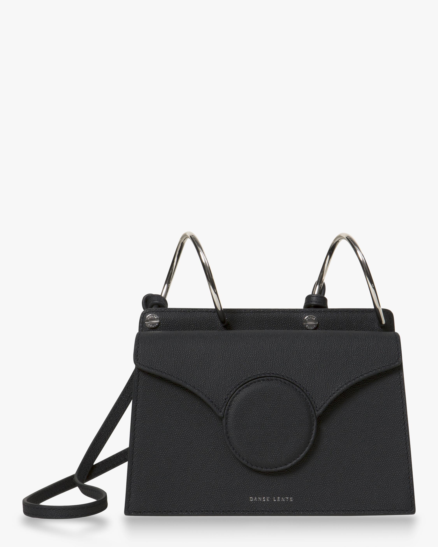 Mini Phoebe Leather Shoulder Bag