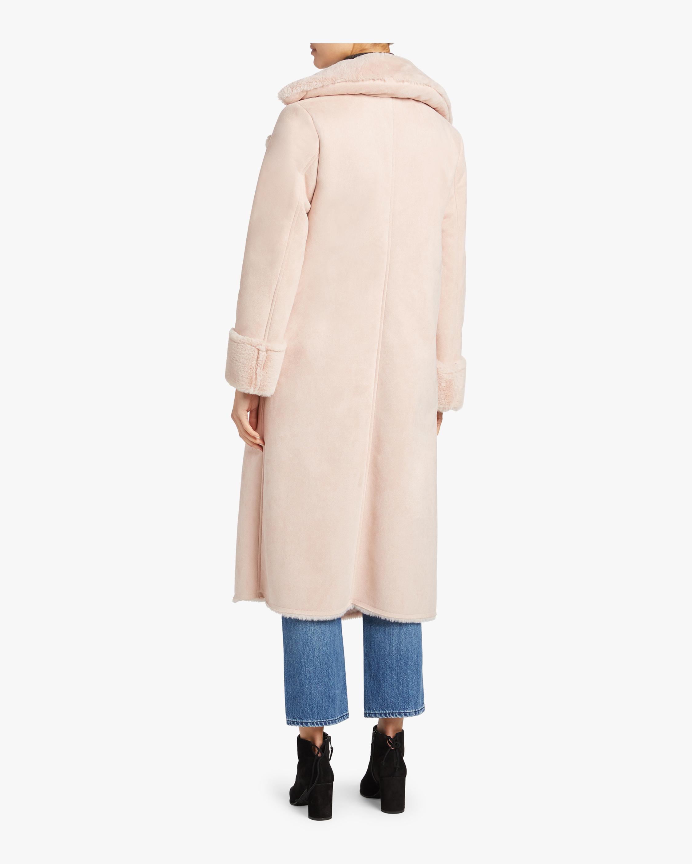 Pauline Long Coat Apparis