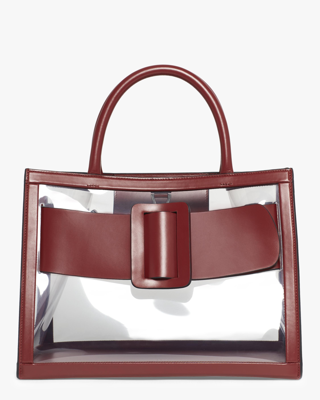 Bobby PVC Frame Top Handle Bag
