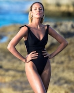 Tropic of C Eden Corseted One Piece Swimsuit 1