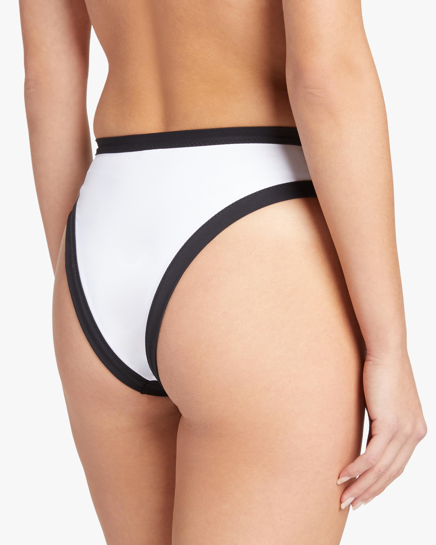 Tropic of C Volley High Waist Bikini Bottom 4