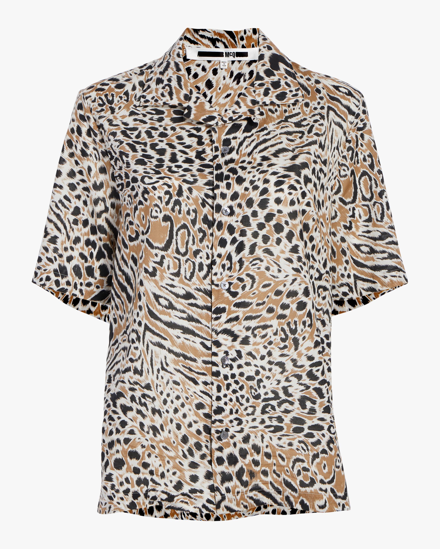 McQ Alexander McQueen Billy Shirt 0