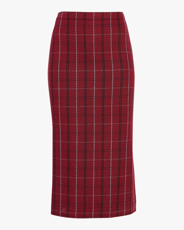 McQ Alexander McQueen Kick Back Godet Skirt 0