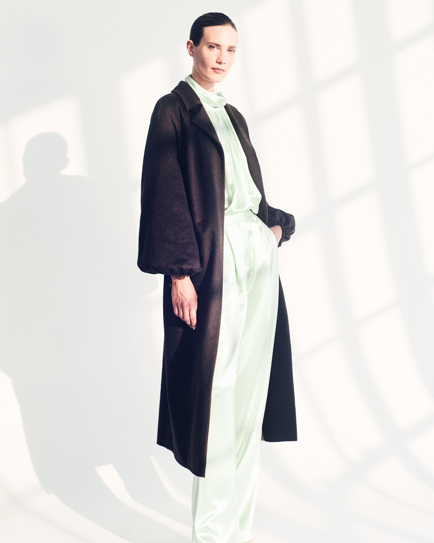 Zibelline Cashmere Opera Coat