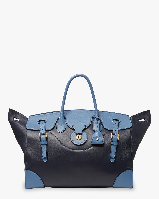 a0610e54c8949 Ralph Lauren Collection Soft Ricky 40 Bag