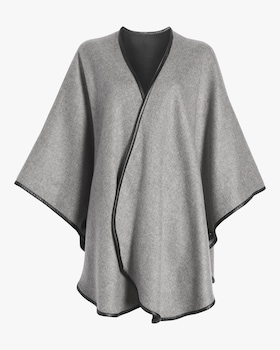Double Face Cashmere U Cape