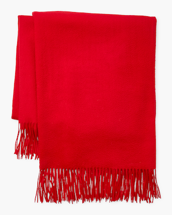 Trentino Woven Fringe Throw
