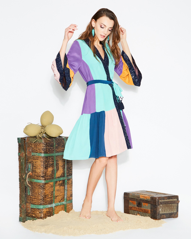 Nisha Kimono