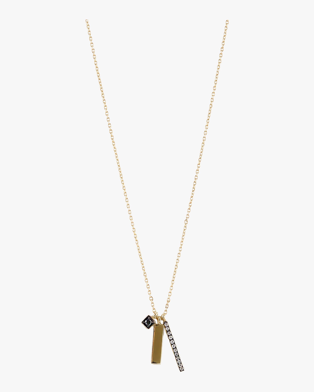 Harika Dimond Sticks Necklace 2