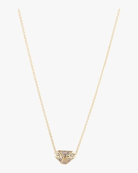 MIni Diamond Shape Necklace