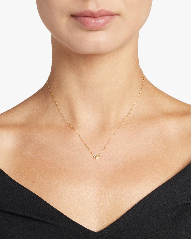 Harika MIni Diamond Shape Necklace 1