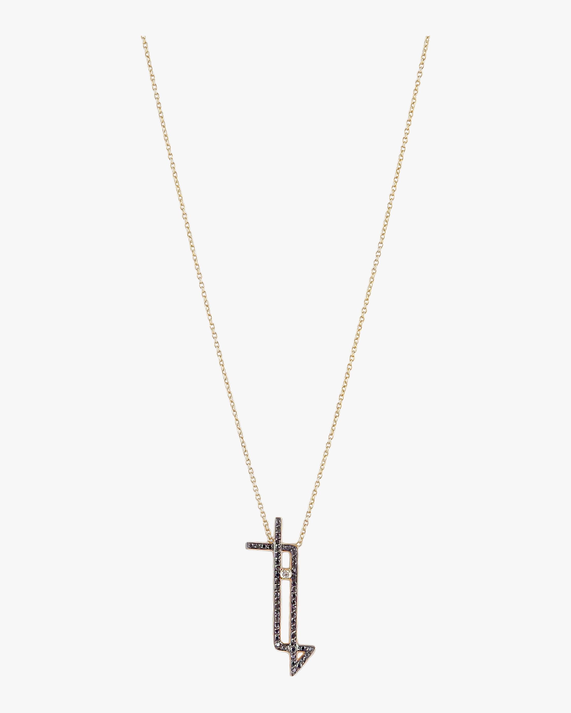 Harika Arrow Necklace 0
