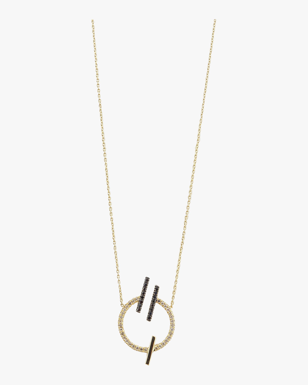 Harika Circle Necklace 1