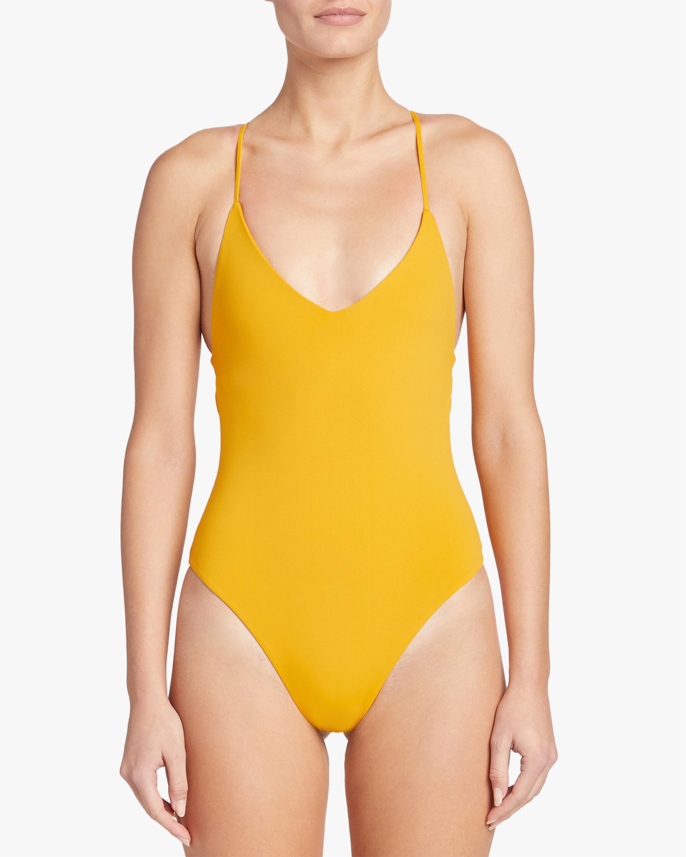 Dark Star One Piece Swimsuit