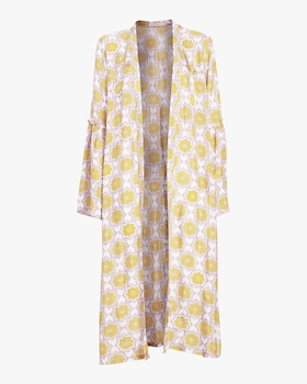 Hand Beaded Boho Luxe Kimono