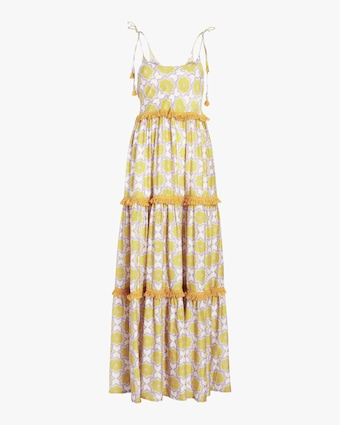 Wanderlust Tiered Maxi Dress