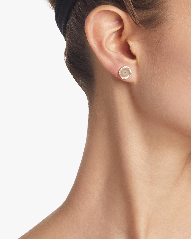 Slice Diamond Earrings Nina Runsdorf