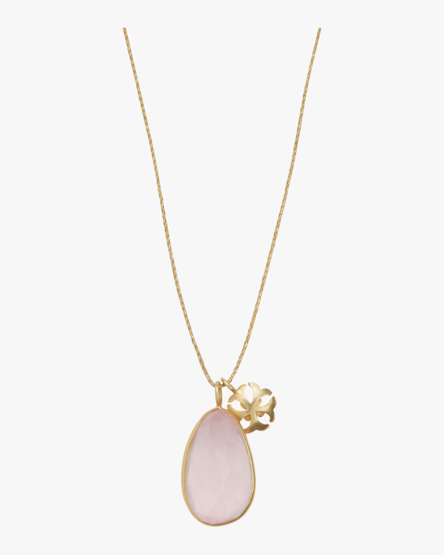 Mughal Cut Colette Pendant Necklace